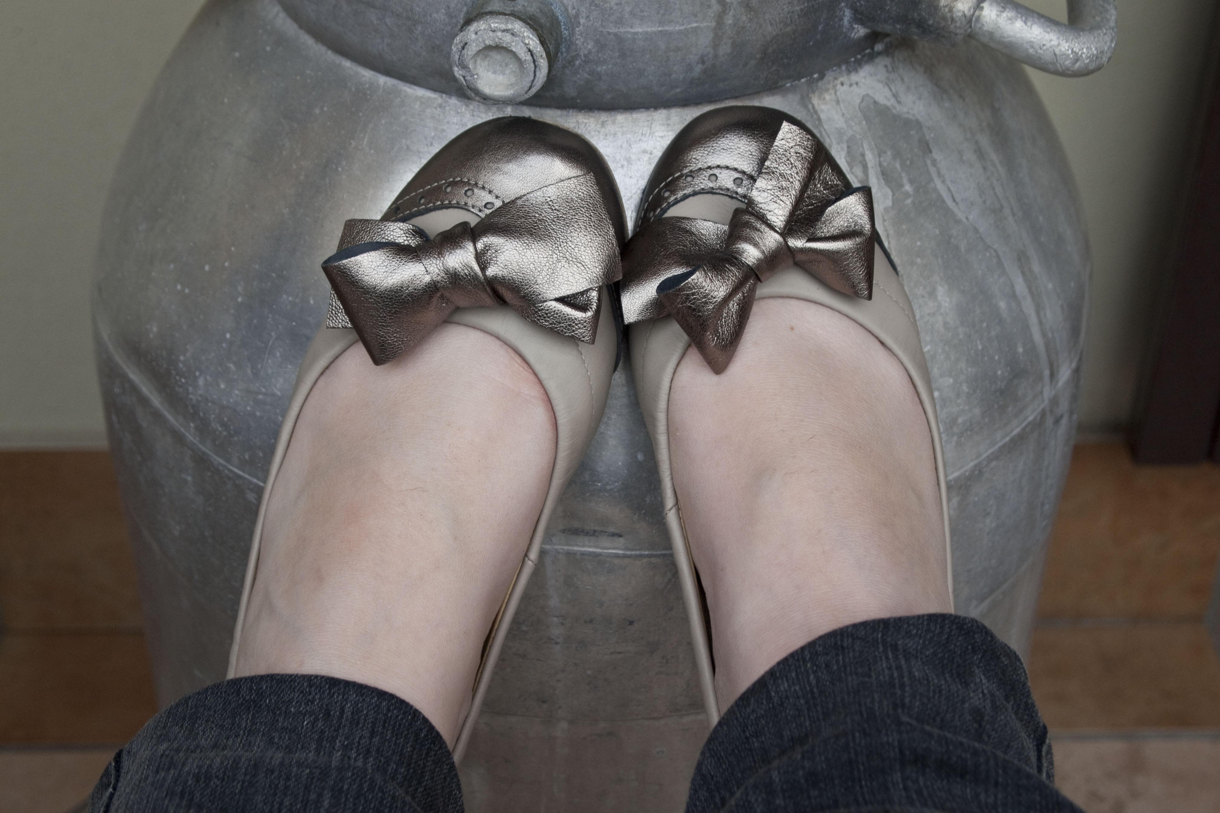 Shoe Flat Flat Bow Room15 Shoes Shoe Room15 Flat Bow Bow Shoe Room15 Shoes Y7y6vgfIb