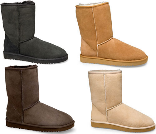 colori ugg boots