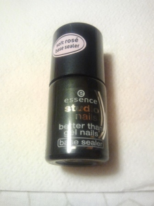 base sealer nail polish, essence