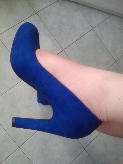 graceland scarpe deichmann tacco blue